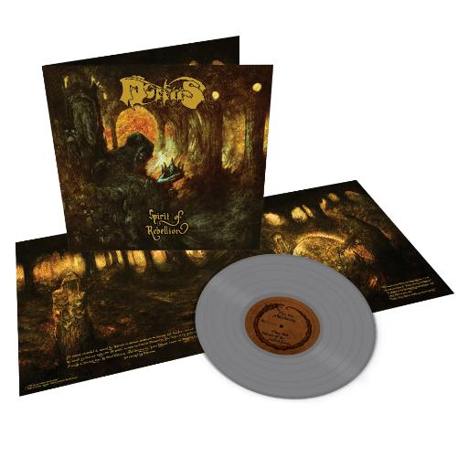 Spirit of Rebellion - Order of Thee Silver Dragon (Silver Vinyl) LP