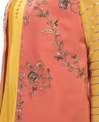 Anarkalis - Short Jacket Anarkali