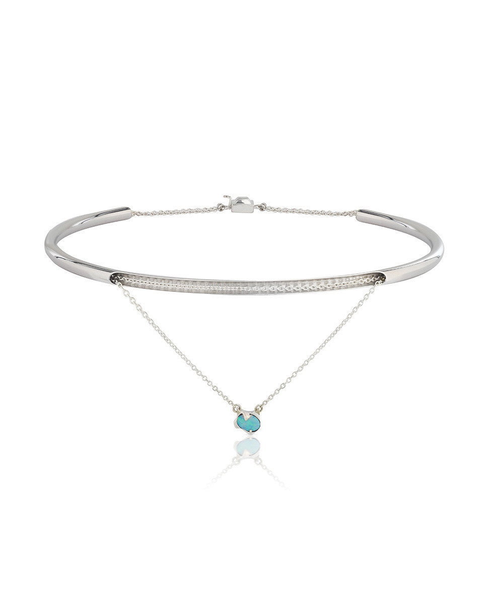 Chokers - Surrender Choker (Silver)