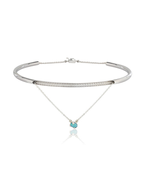 Surrender Choker (Silver)
