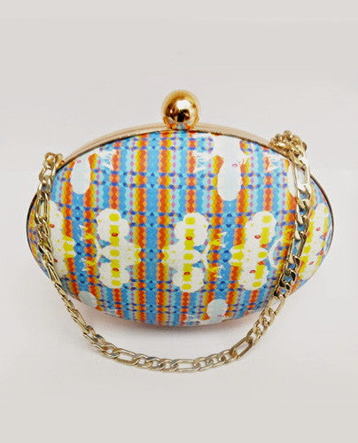 Maraud Round Box Clutch