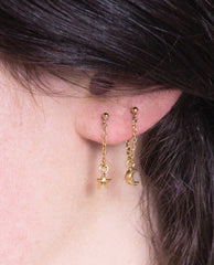 Earrings - Celestial Earrings