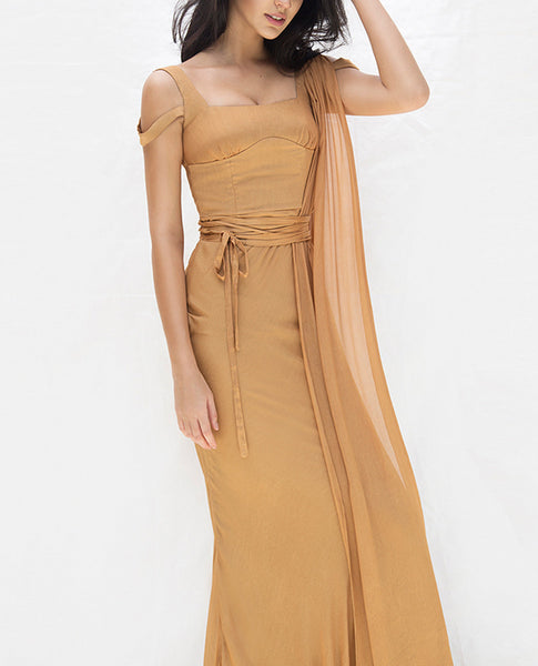 Sienna Saree Gown