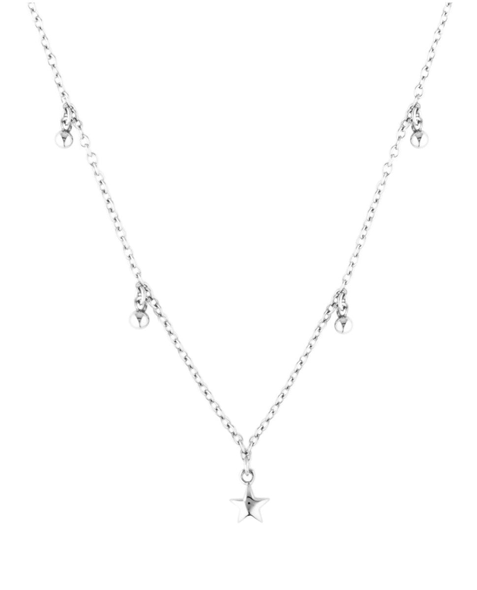 Necklace - Celestial Necklace (Silver)