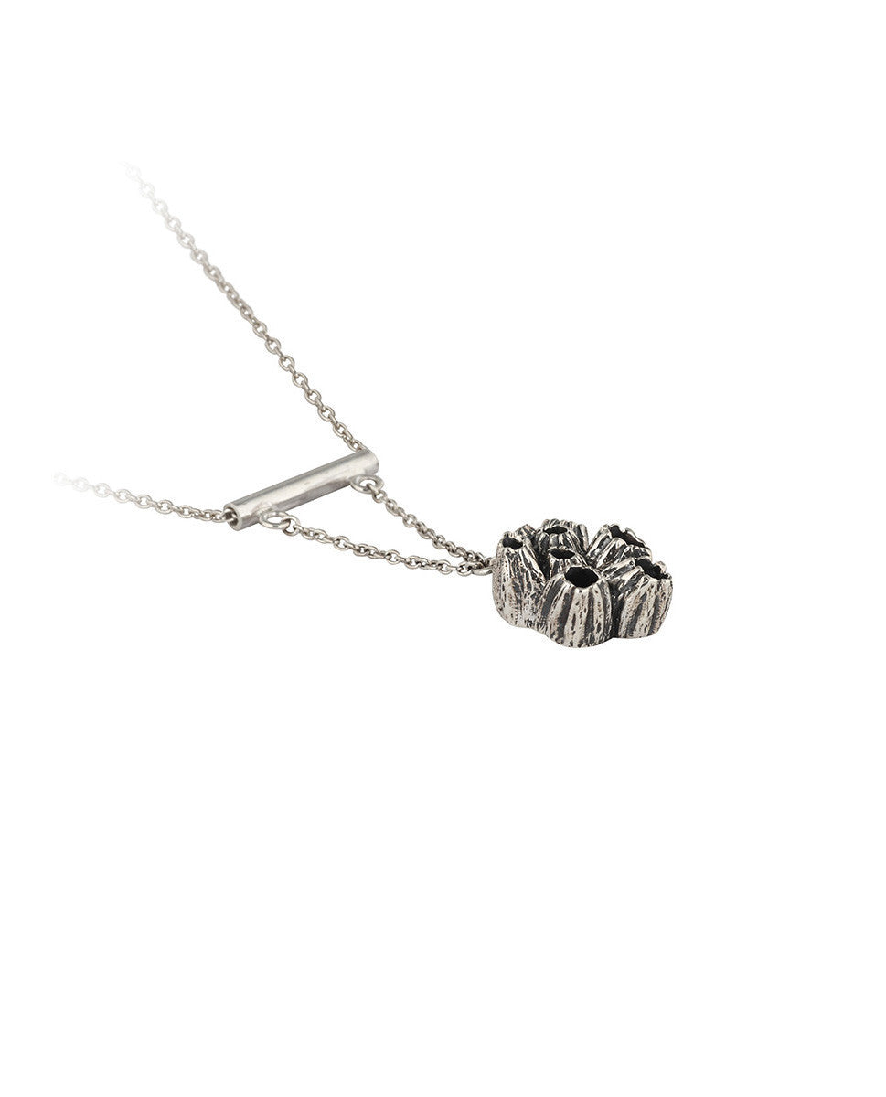 Necklace - Endless Necklace (Silver)