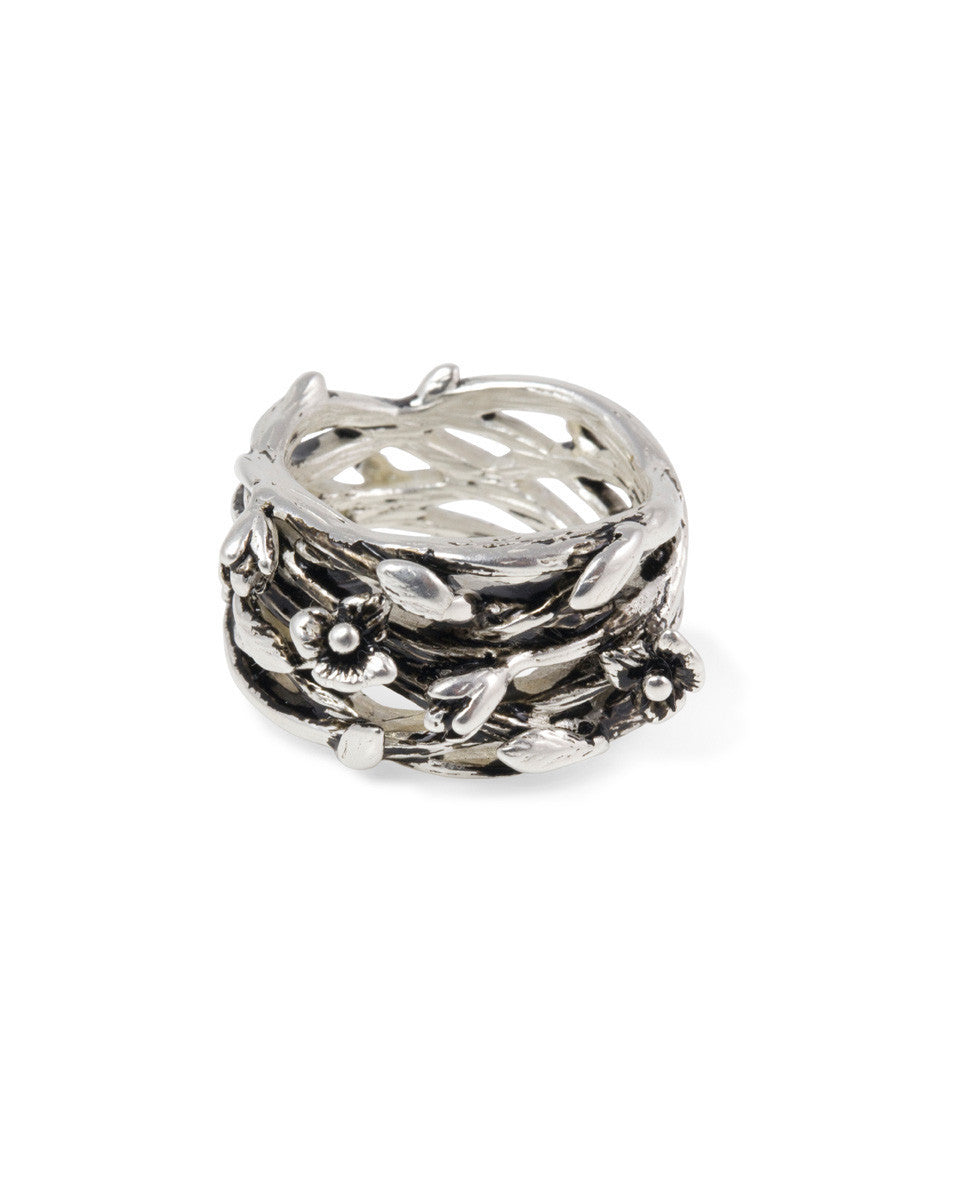 Rings - Killaflora Ring (Silver)