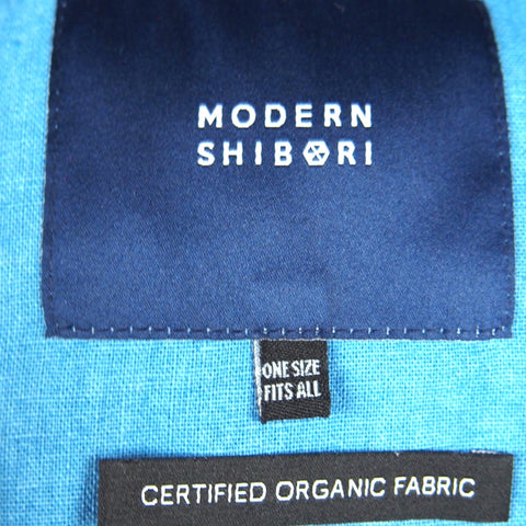 """I designed a label that says """"Certified organic fabric"""" for all the garments that use GOTS-certified fabrics."""