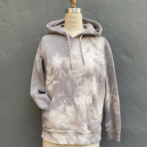 Grey | Luxury Hoodie | For Men & Women | Organic Cotton | Life -  Modern Shibori