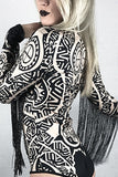 Tribal Body Suit