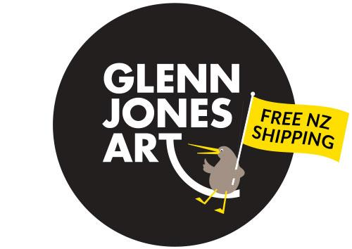 Glenn Jones Art