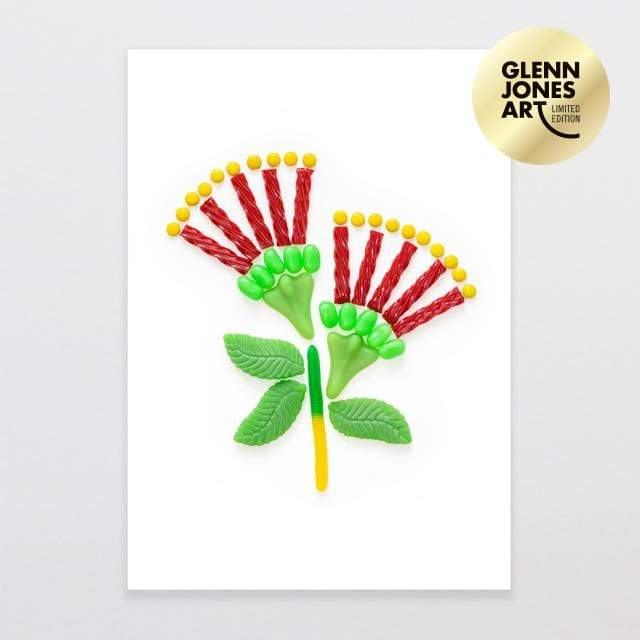 Glenn Jones Art Sweet Summer - Limited Edition Photographic Print Art Print A2 Print / Unframed