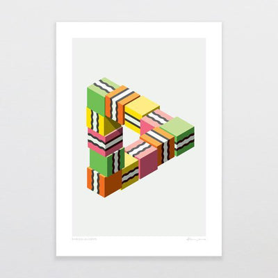 Endless Allsorts Art Print-Glenn Jones Art