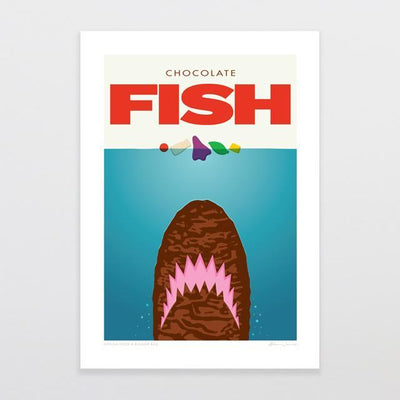Gonna Need A Bigger Bag Art Print-Glenn Jones Art