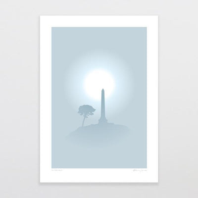 In The Mist Art Print-Glenn Jones Art