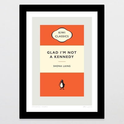 Kiwi Classics Volume 4 Art Print-Glenn Jones Art