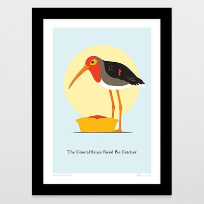 Modern Natives 1 Art Print-Glenn Jones Art