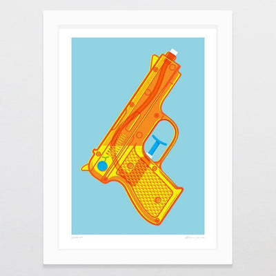Load Up Art Print-Glenn Jones Art