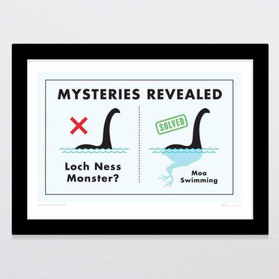 Mysteries Revealed Art Print-Glenn Jones Art