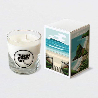 Glenn Jones Art Scenic Series Candle candle