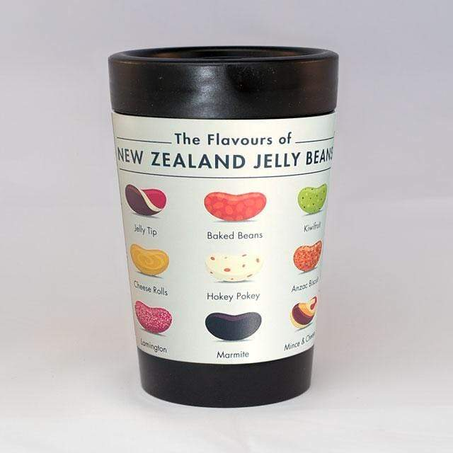 Glenn Jones Art NZ Jellybeans Reusable Cup cup