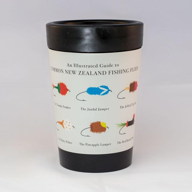 On The Fly Reusable Cup-Glenn Jones Art