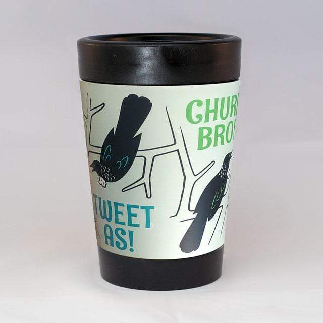 Glenn Jones Art Tweet As Reusable Cup cup
