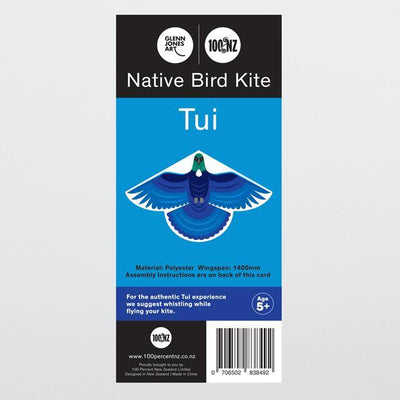 Tui Kite-Glenn Jones Art