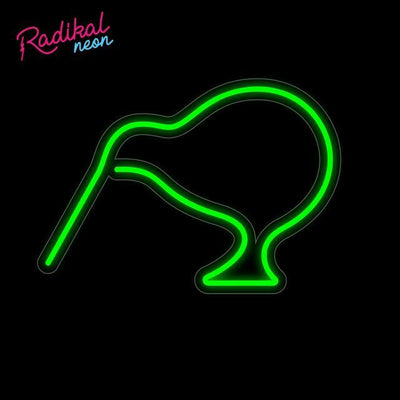 Neon Kiwi-Glenn Jones Art