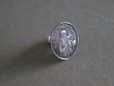 St Louis De Gonzague Ring