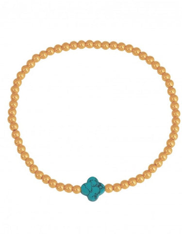 Aegean Bracelet in Gold