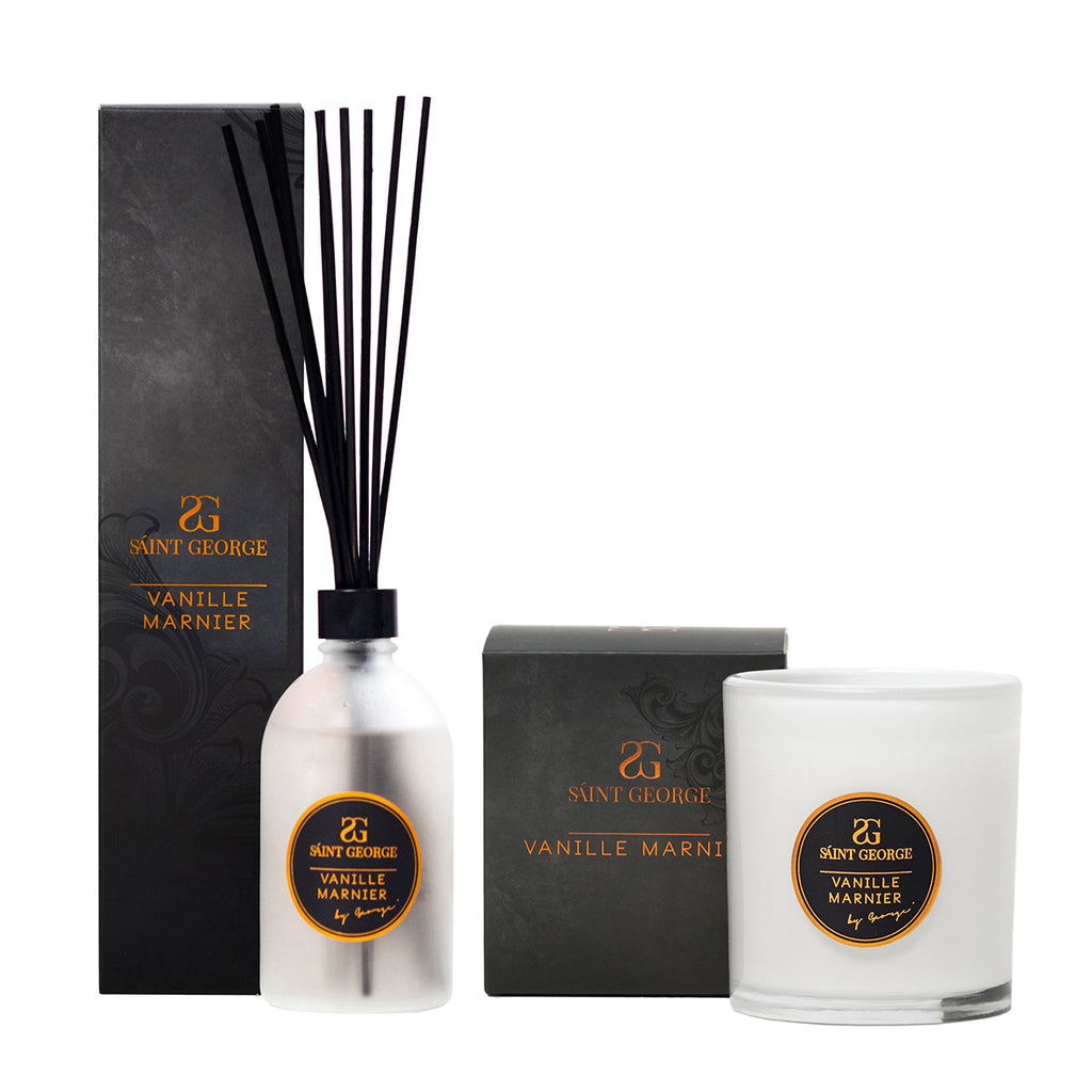 Vanille Marnier Candle