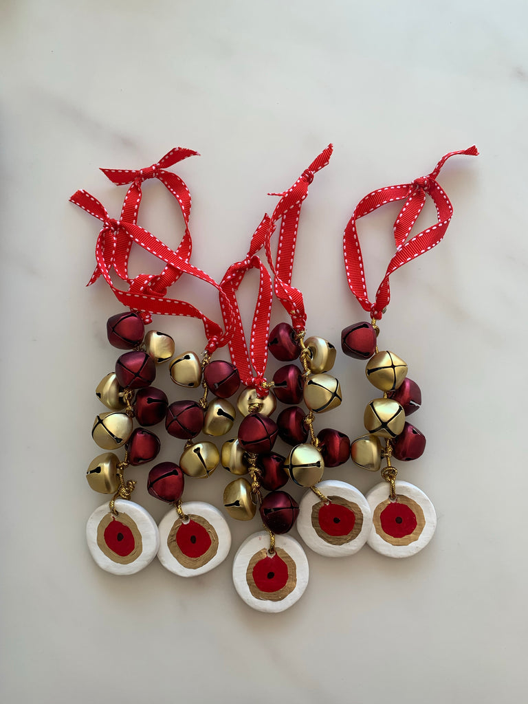 Mati Jingle Bells Ornament