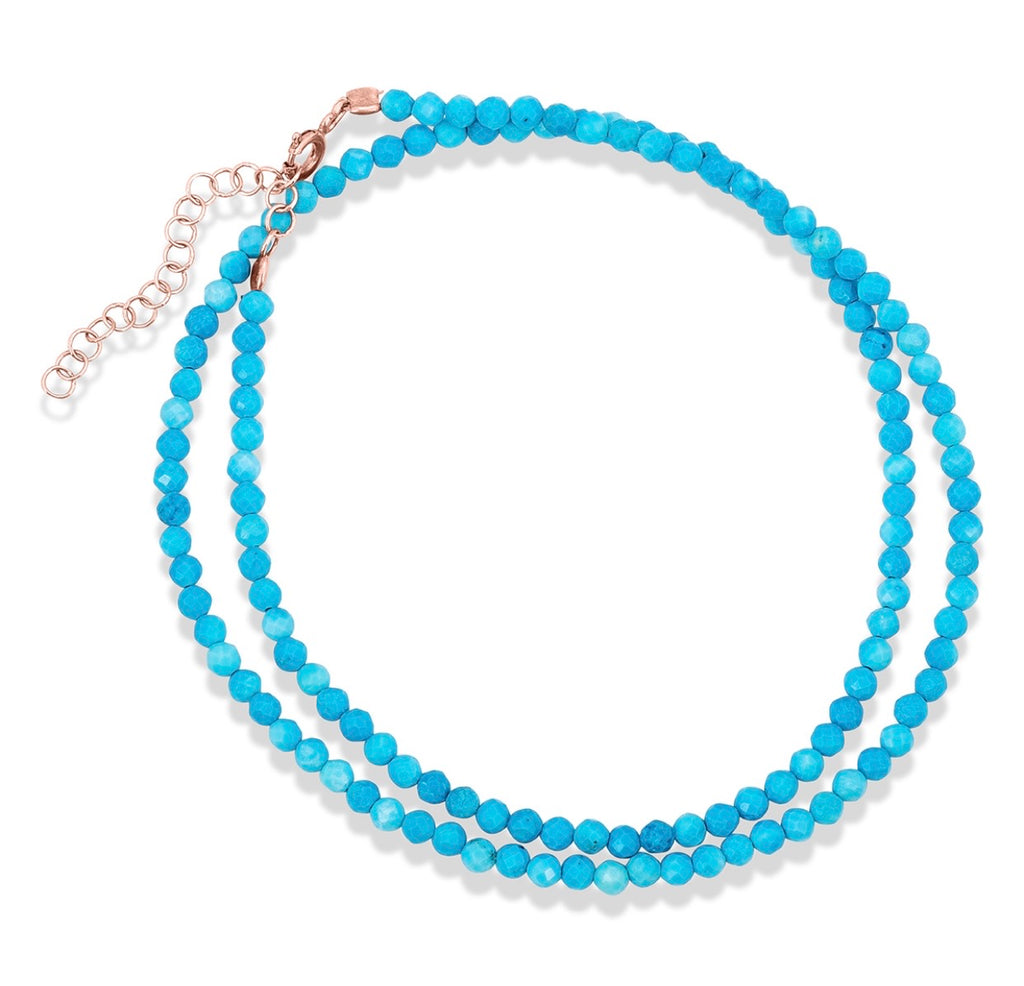 Summer Heaven Turquoise Necklace