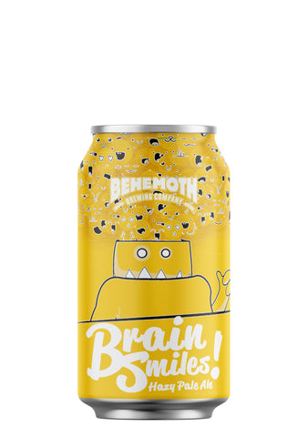 Behemoth 'Brain Smiles' Hazy Pale Ale