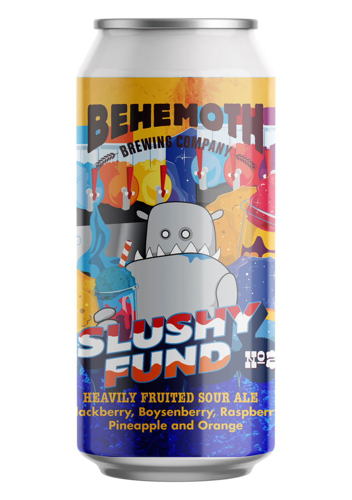 Behemoth Brewing 'Slushy Fund #2' - Fruited Sour Ale