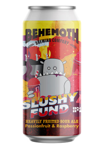 Behemoth Brewing 'Slushy Fund #1' - Fruited Sour Ale