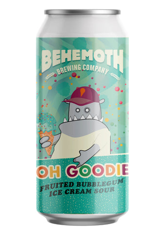 Behemoth Brewing 'Oh Goodie' - Bubblegum Ice Cream Sour Ale