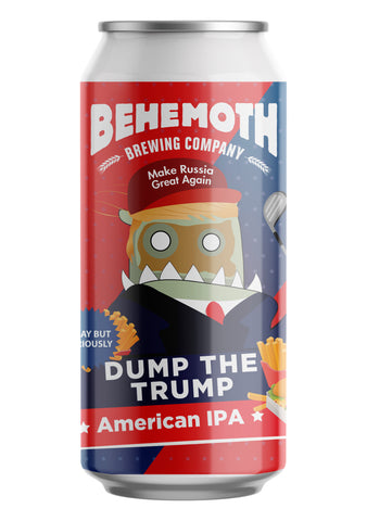 Behemoth Brewing 'Dump The Trump' - American IPA