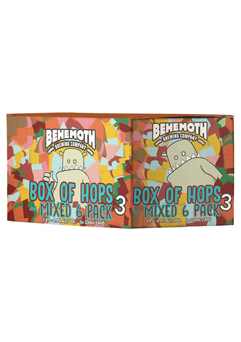 Behemoth 'Box of Hops' 3