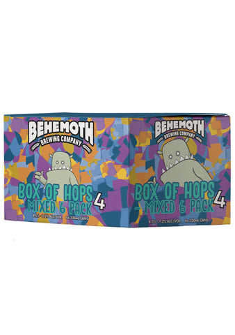 Behemoth 'Box of Hops' 4