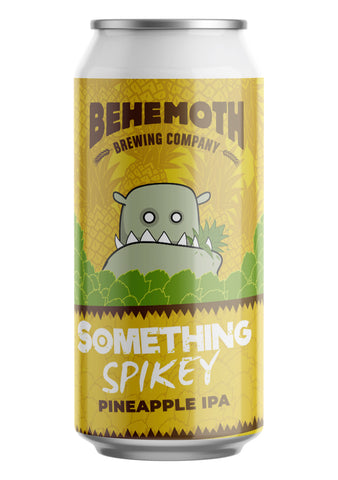 Behemoth Brewing 'Something Spikey' - Pineapple IPA