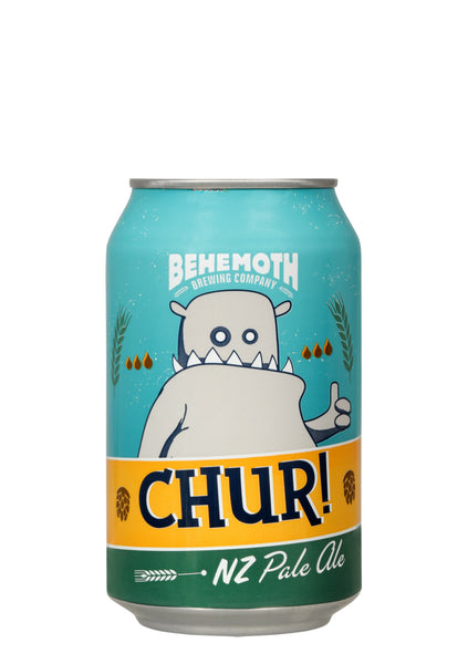 Behemoth 'Chur' NZ Pale Ale