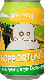 Behemoth Hopportunity Double IPA