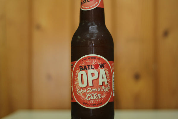 Batlow OPA - Oaked Pear and Apple Cider