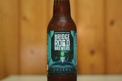 Bridge Road Brewers Enigma Pilsner