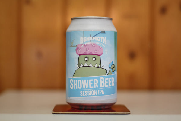 Behemoth Brewing 'Shower Beer' Session IPA