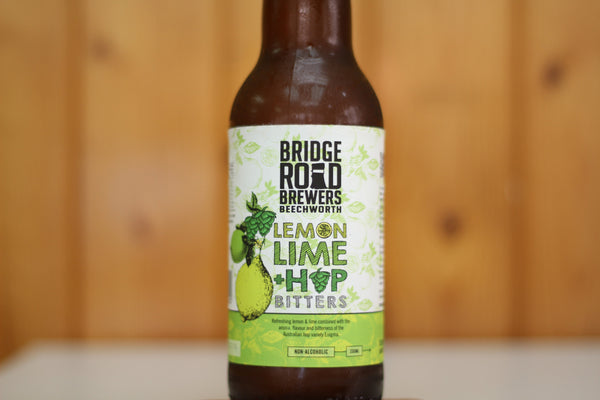 Bridge Road Brewers Lemon Lime + Hop Bitter