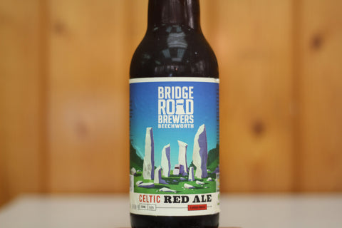 Bridge Road Brewers Celtic Red Ale