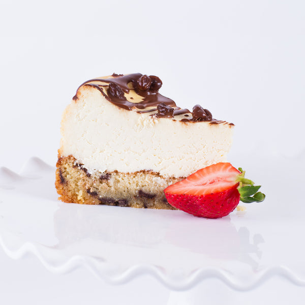 Banting rum'n raisins baked cheesecake *Gluten-free and sugar-free