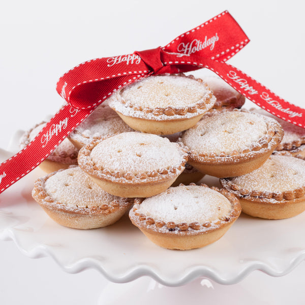 Christmas Fruit Mince Pies  (price per 6 items)